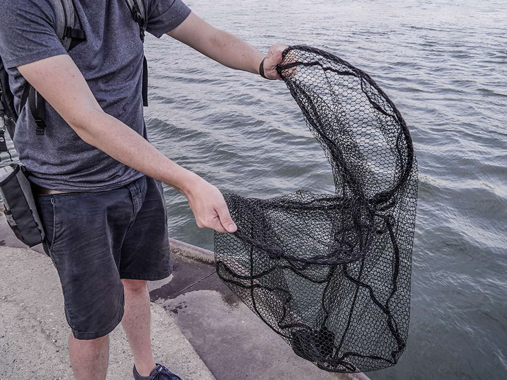 Get your Freestyle Drop Net Extra now