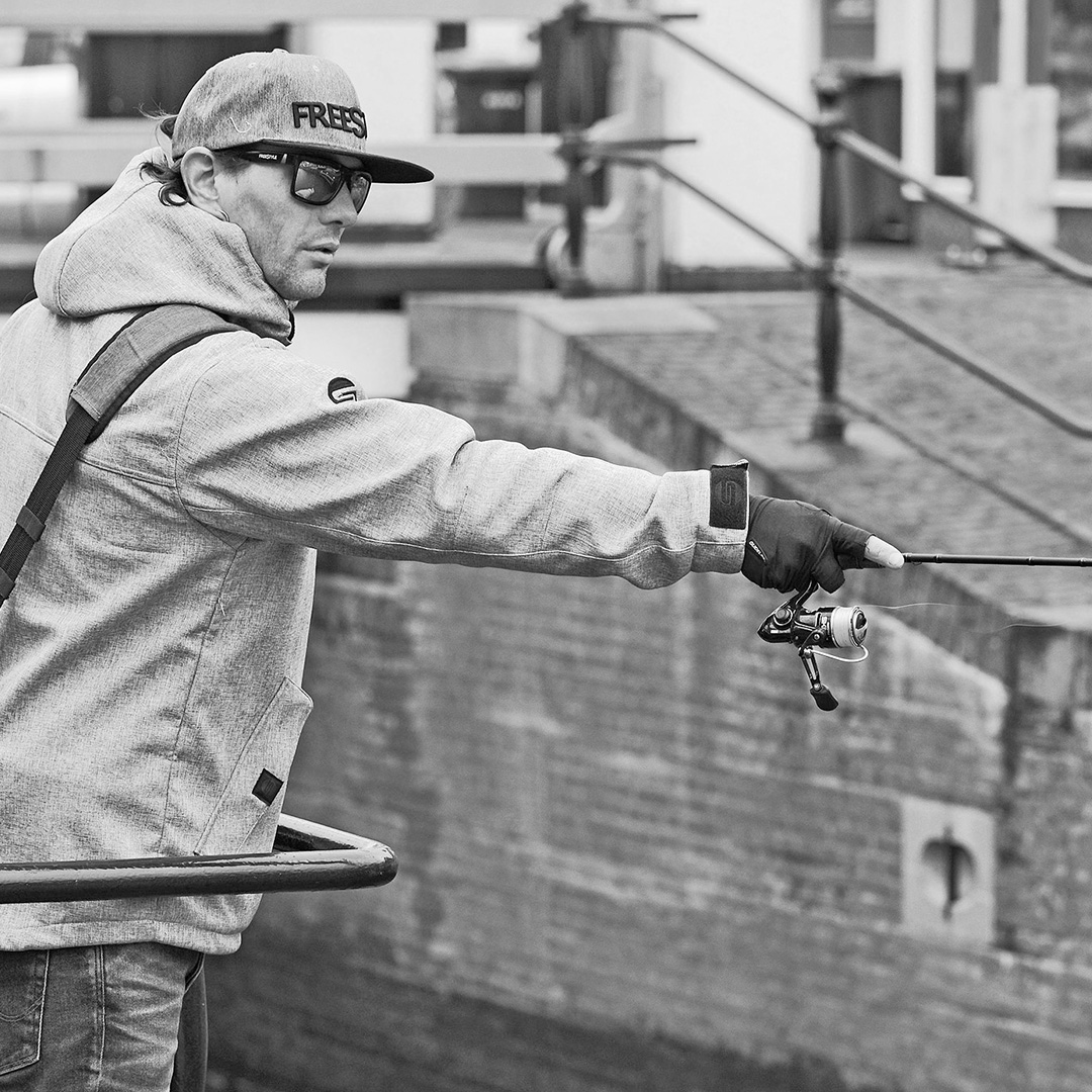 Freestyle Angler Rocky