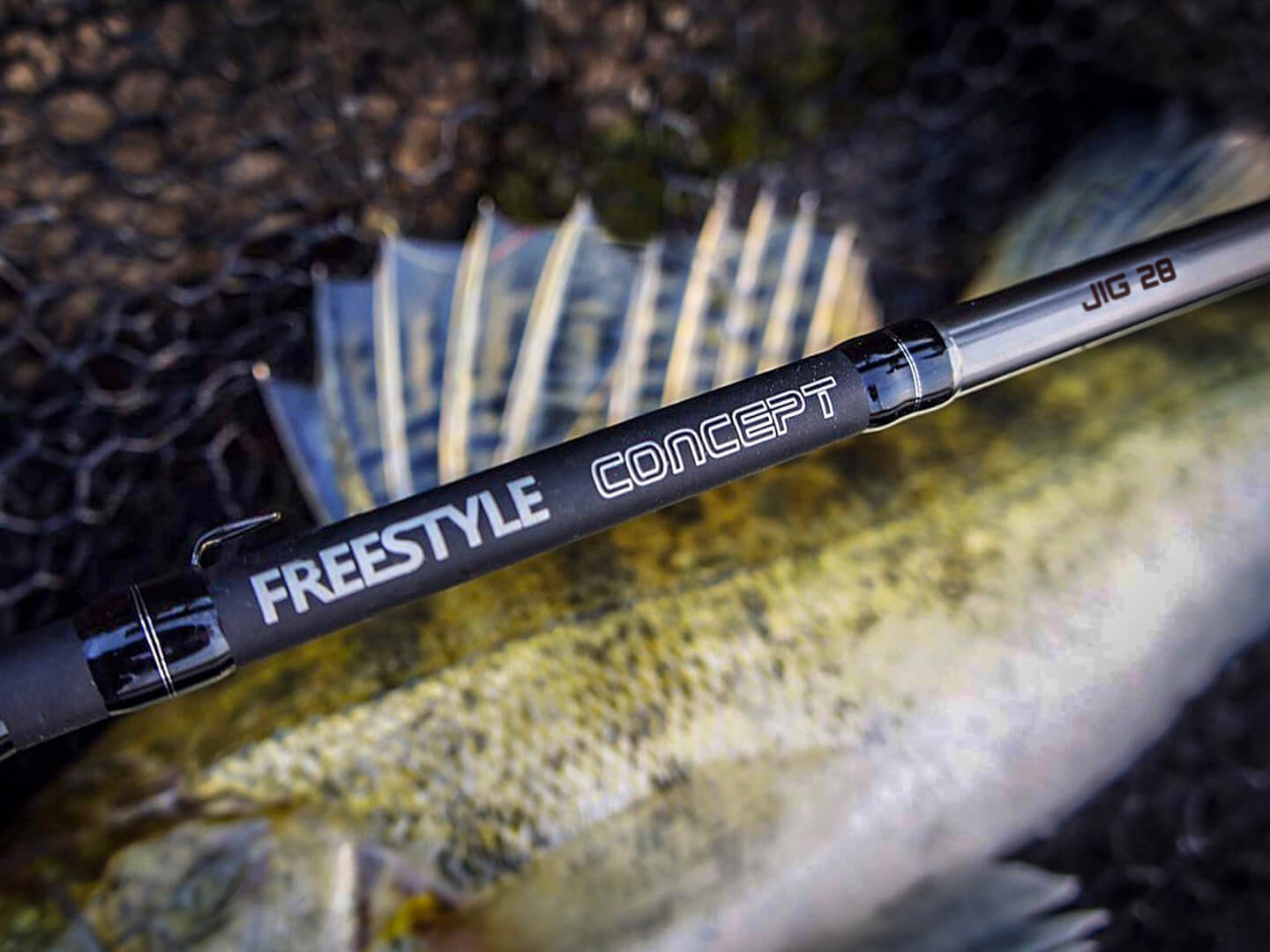 Spro Freestyle Concept Drop Shot Rod ALL SIZES