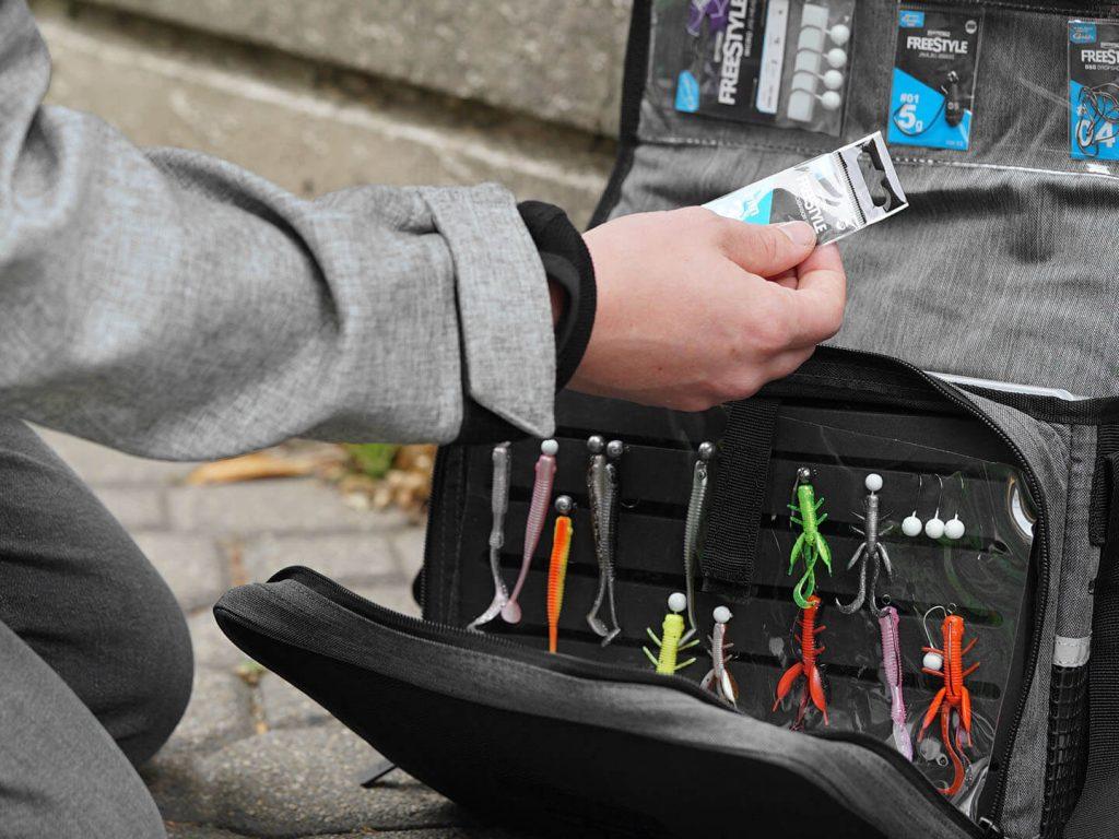 Jigging Bag V2 - 01