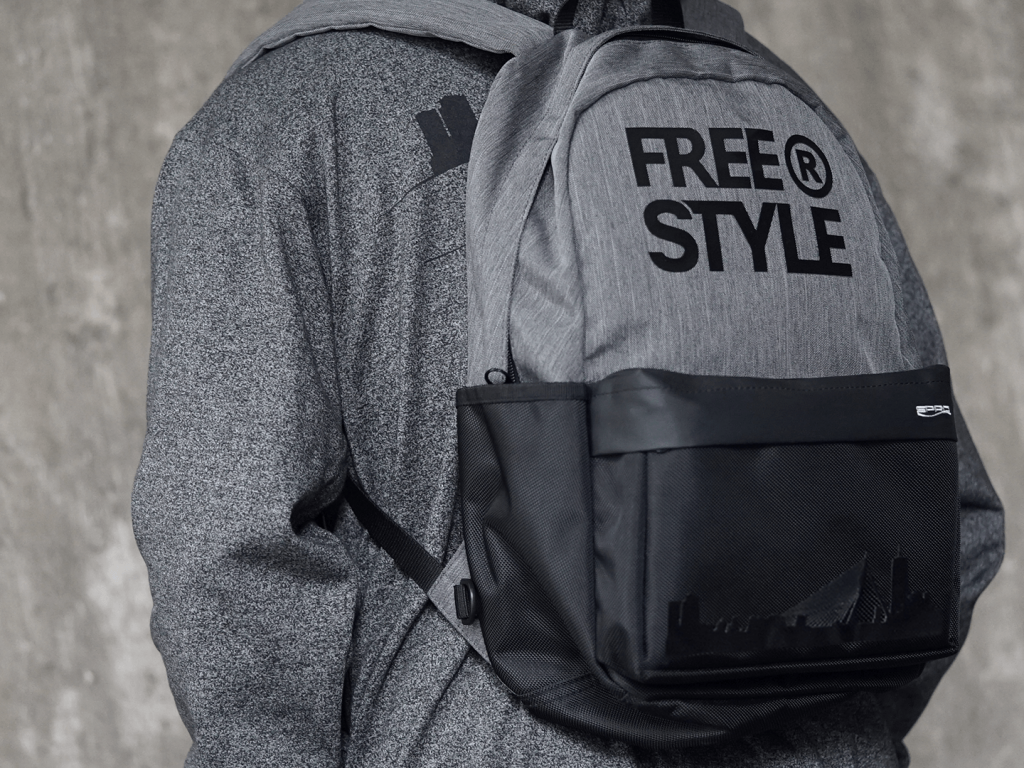 Freestyle Classics - Grey