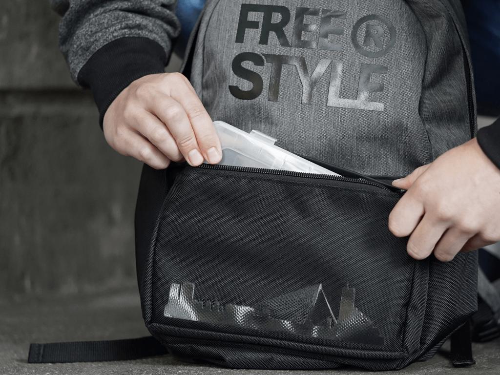 Freestyle Classics - Grey - Tackle Box