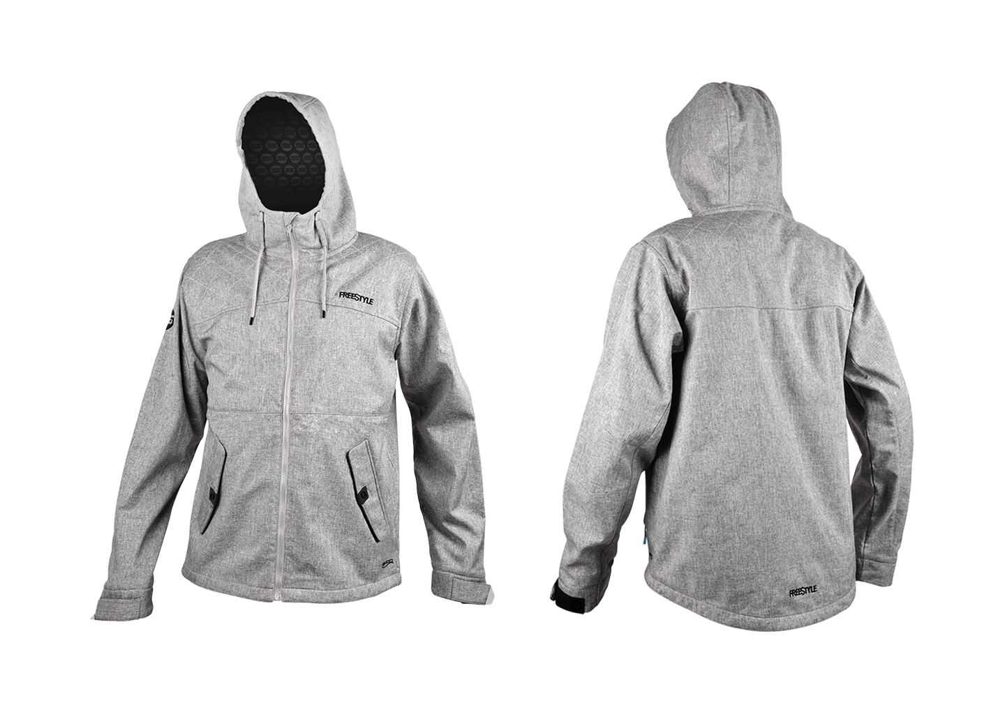 Crewman - Back and Front view