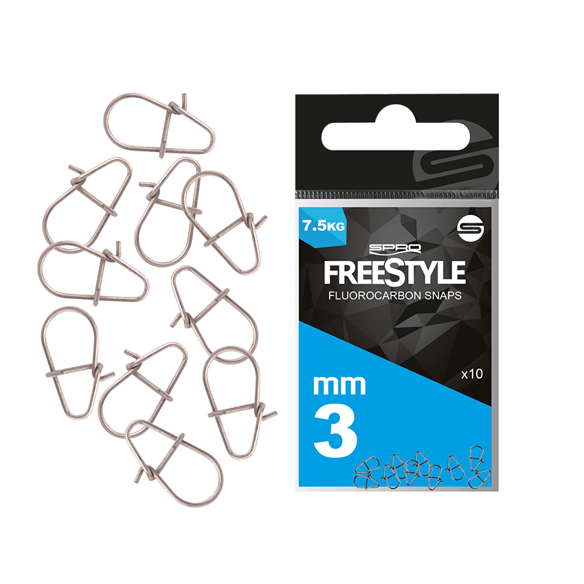 Freestyle - Fluorocarbon Snaps