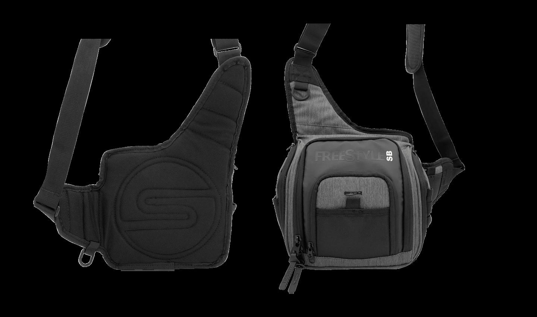 Front & Back View - Shoulder Bag V2