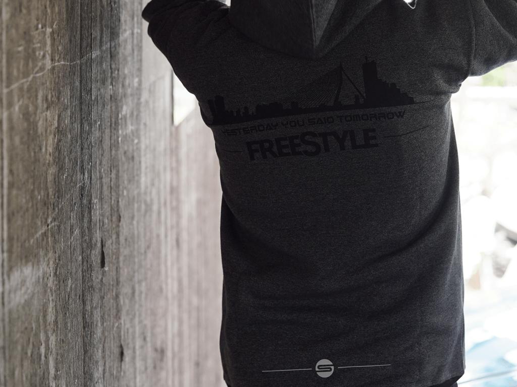 Freestyle Hoodie - 02