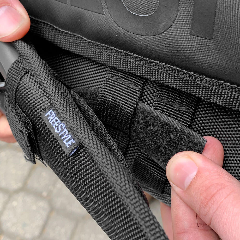 Jigging Bag V2 - Key Features - Accessory Slot