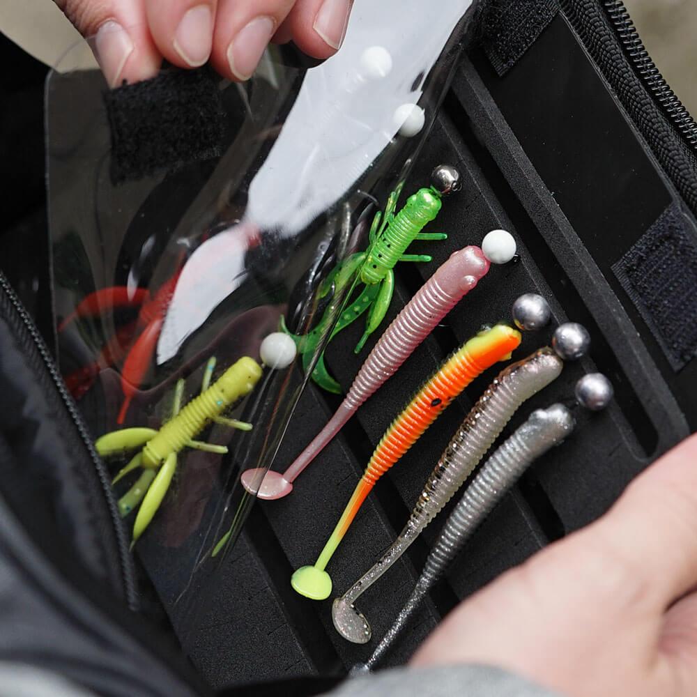 Shoulder Bag V2 - Key Features - Rig Board