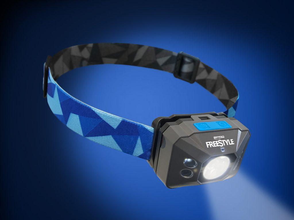 Teste jetzt die neue SPRO Freestyle Sense Optics
