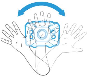 Steuer die Freestyle Sense Optics jetzt mit nur einer Geste
