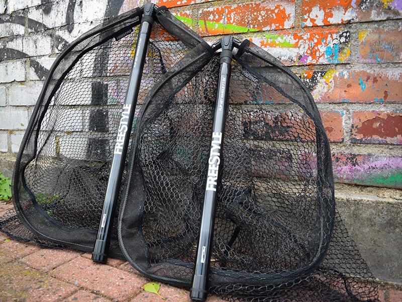 Close up - Freestyle Flip Net