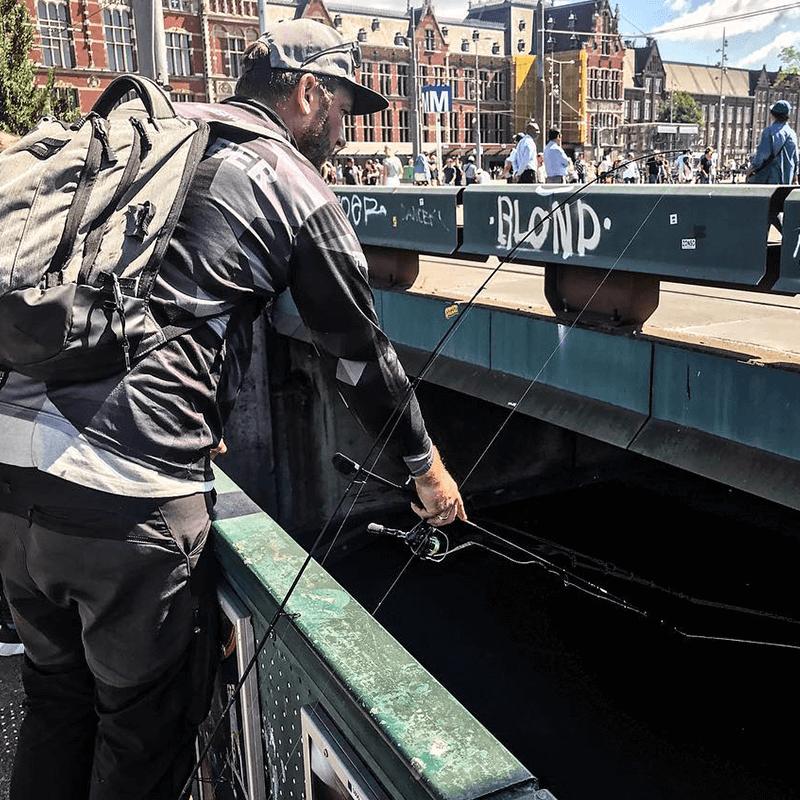 Amsterdam Angling - Stephan Schober