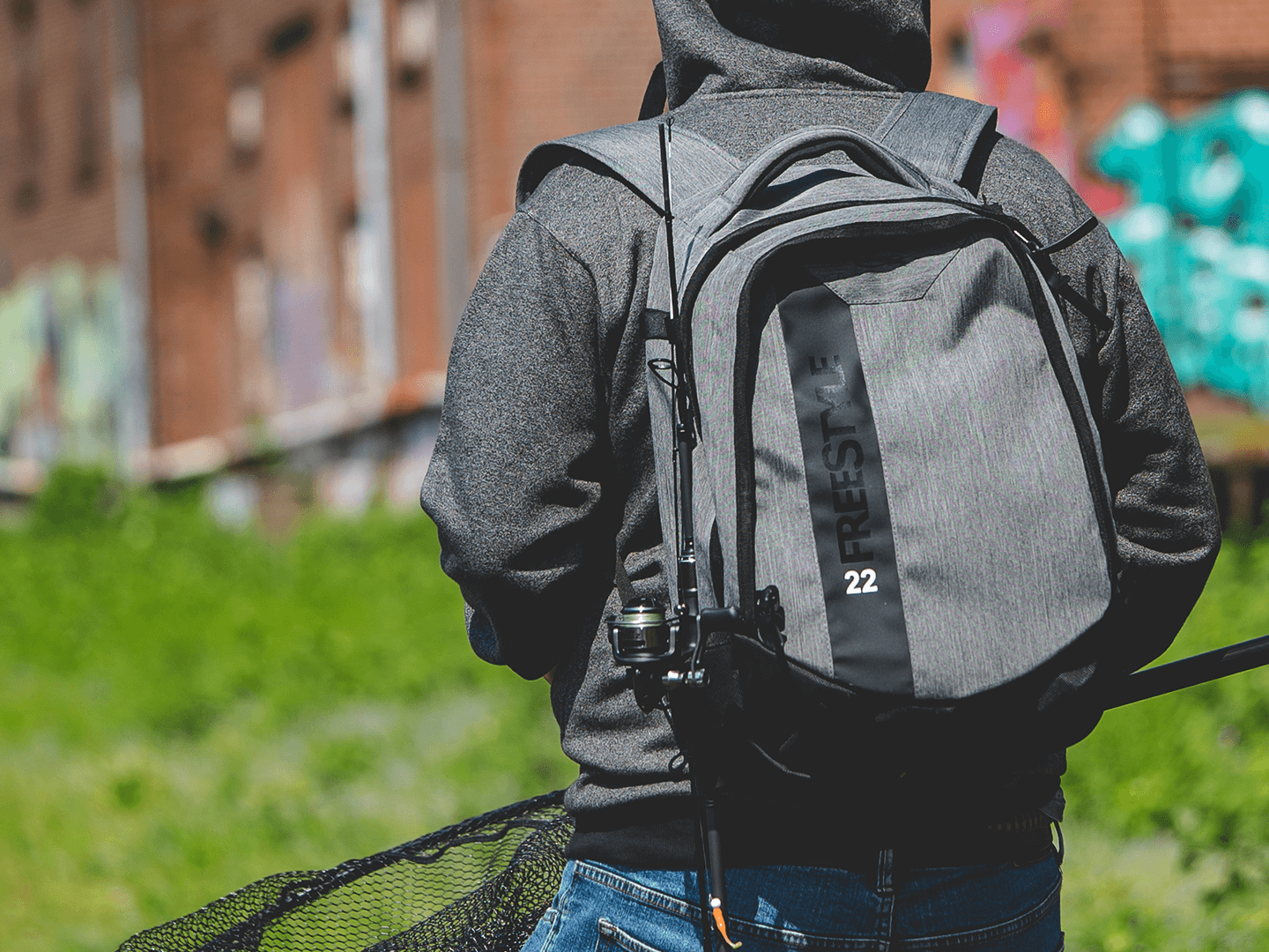 Backpack 22 Products Spro Freestyle