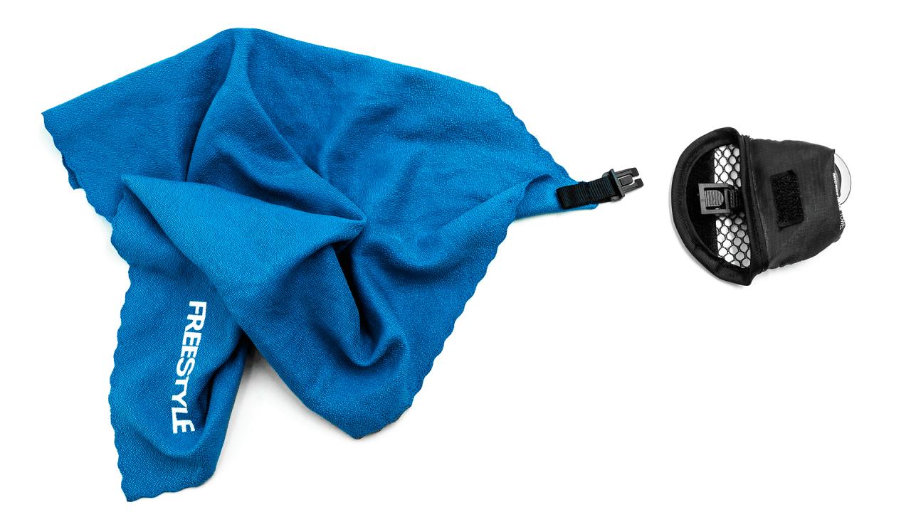 Comparison Slider - Microfibre Towel Disconnected