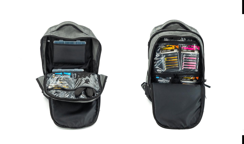 Inside Views - Backpack 22