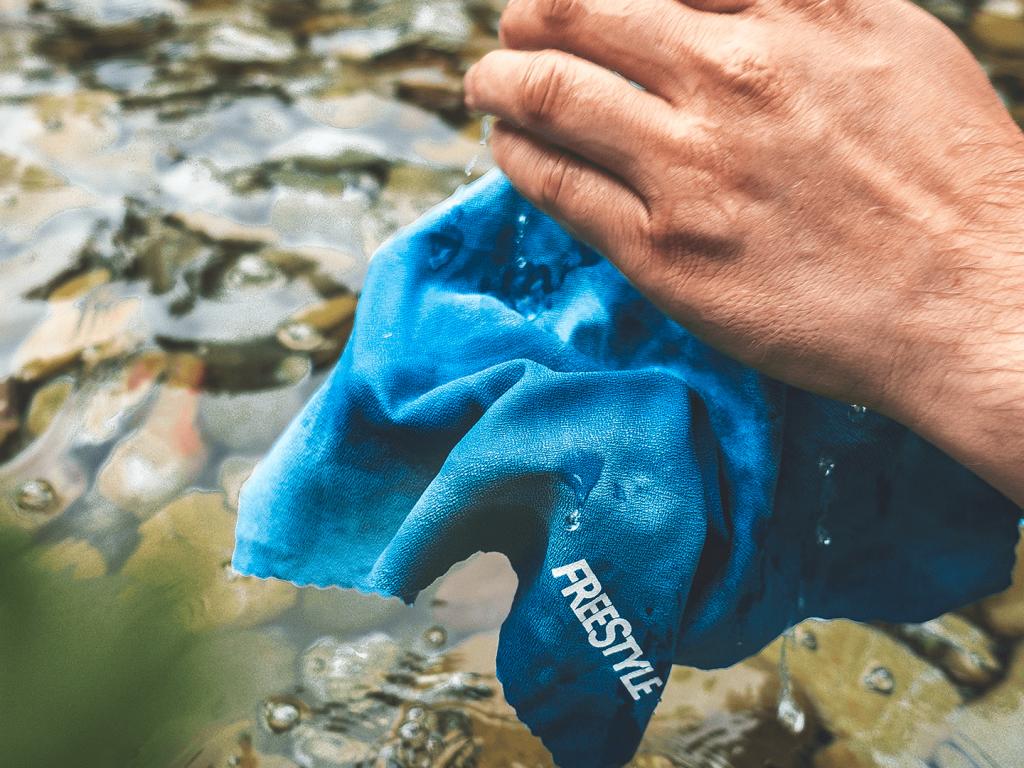 Microfibre Towel - Hand Drying