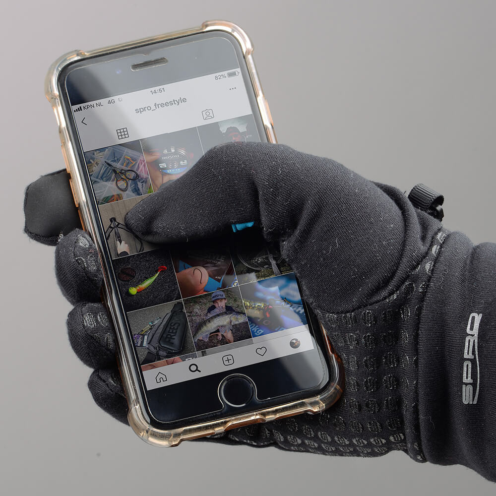 Freestyle Gloves - Touch Screen