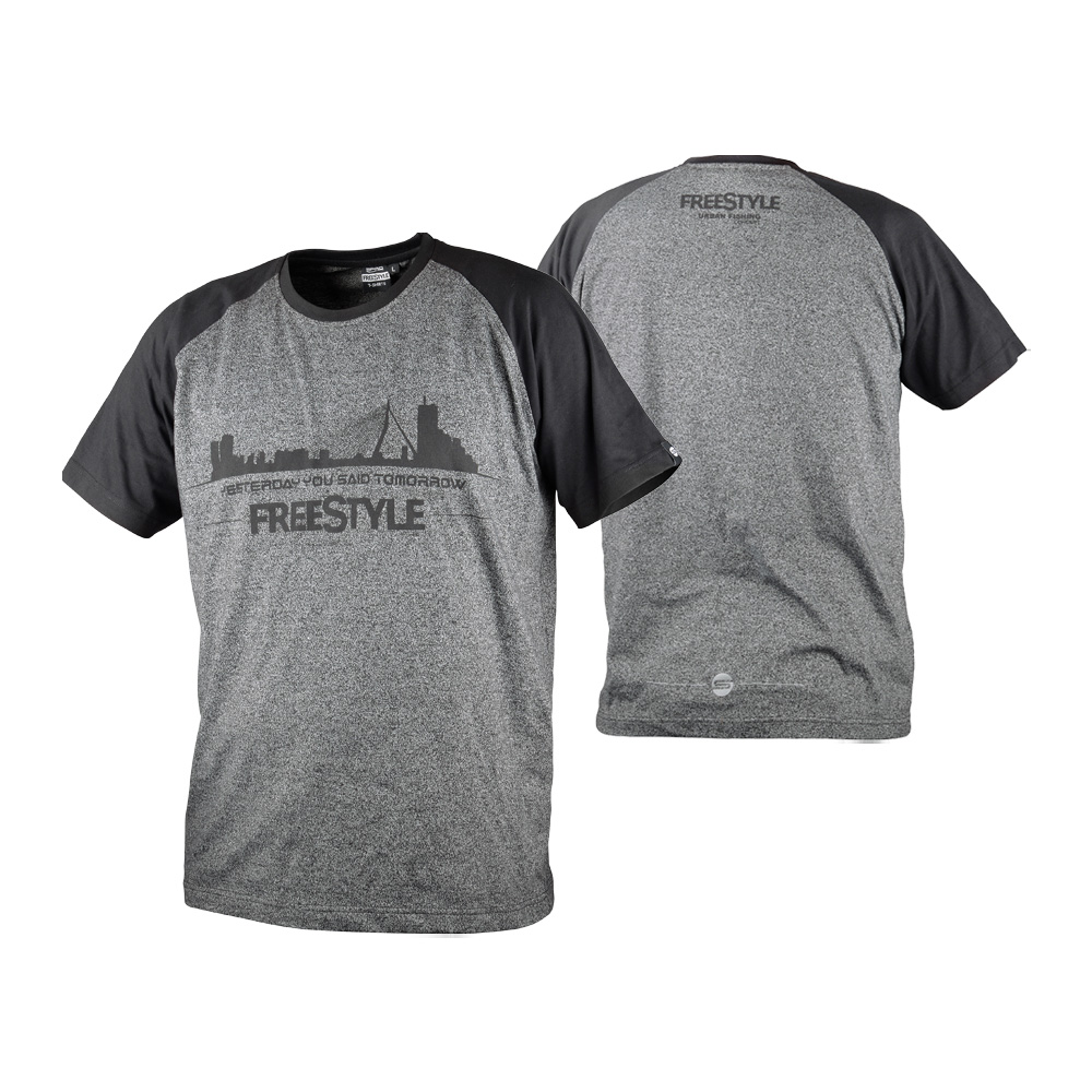 Freestyle - T-Shirts Grey