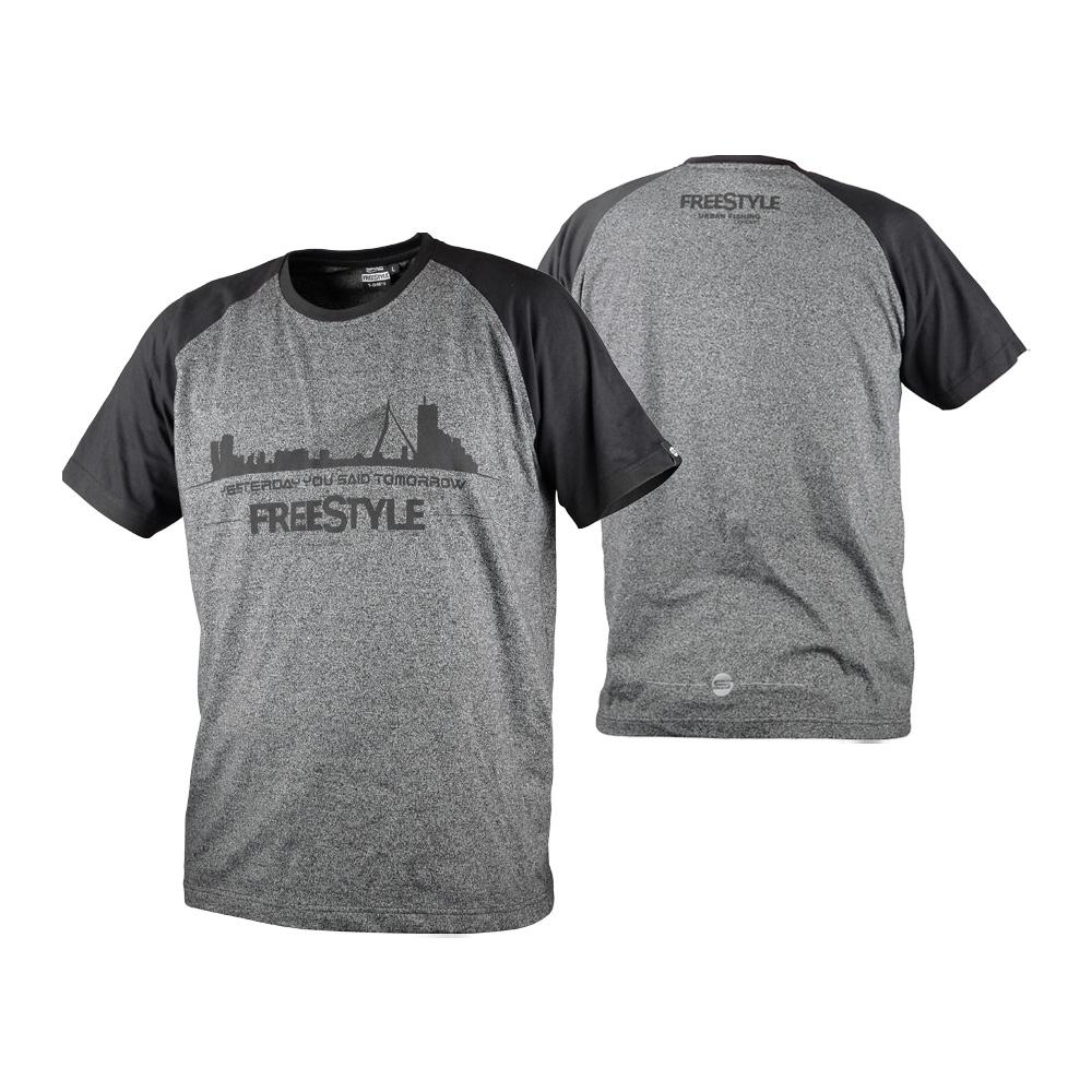 Freestyle - T-Shirts Grey