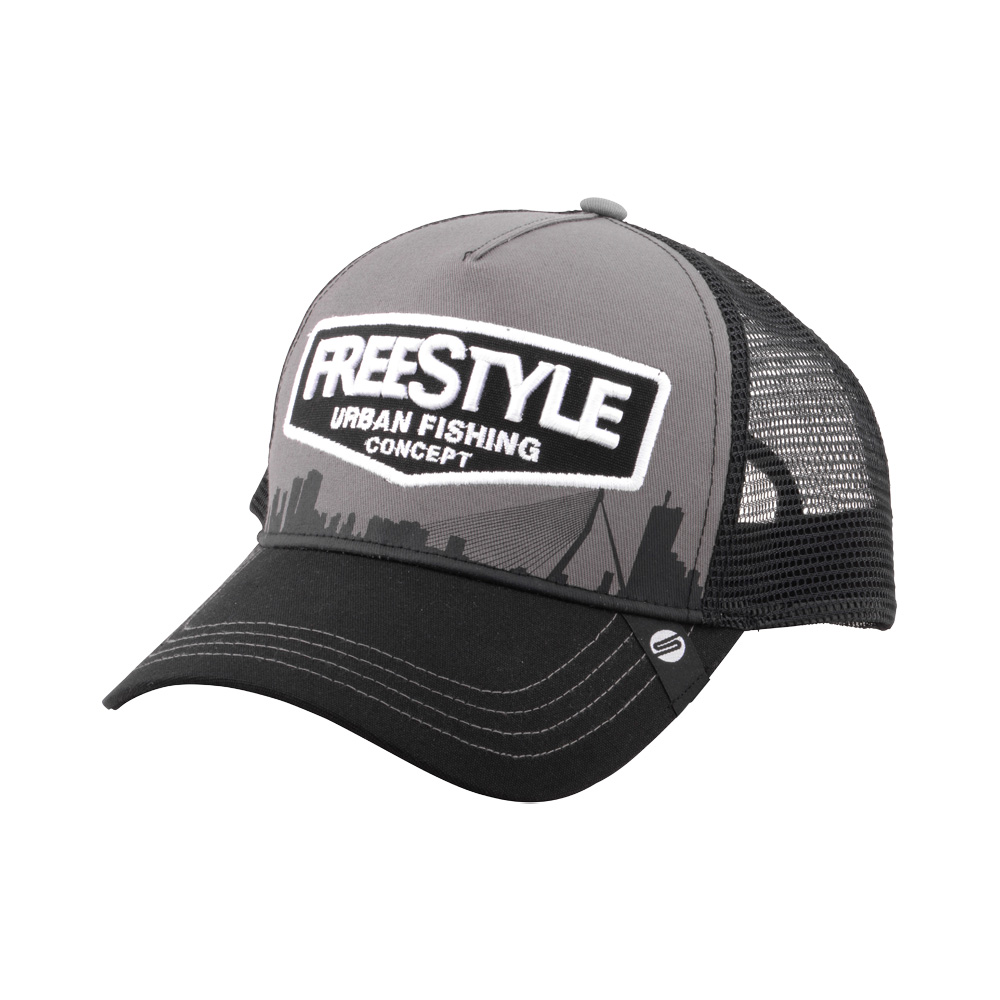 Freestyle - Trucker Cap - Grey