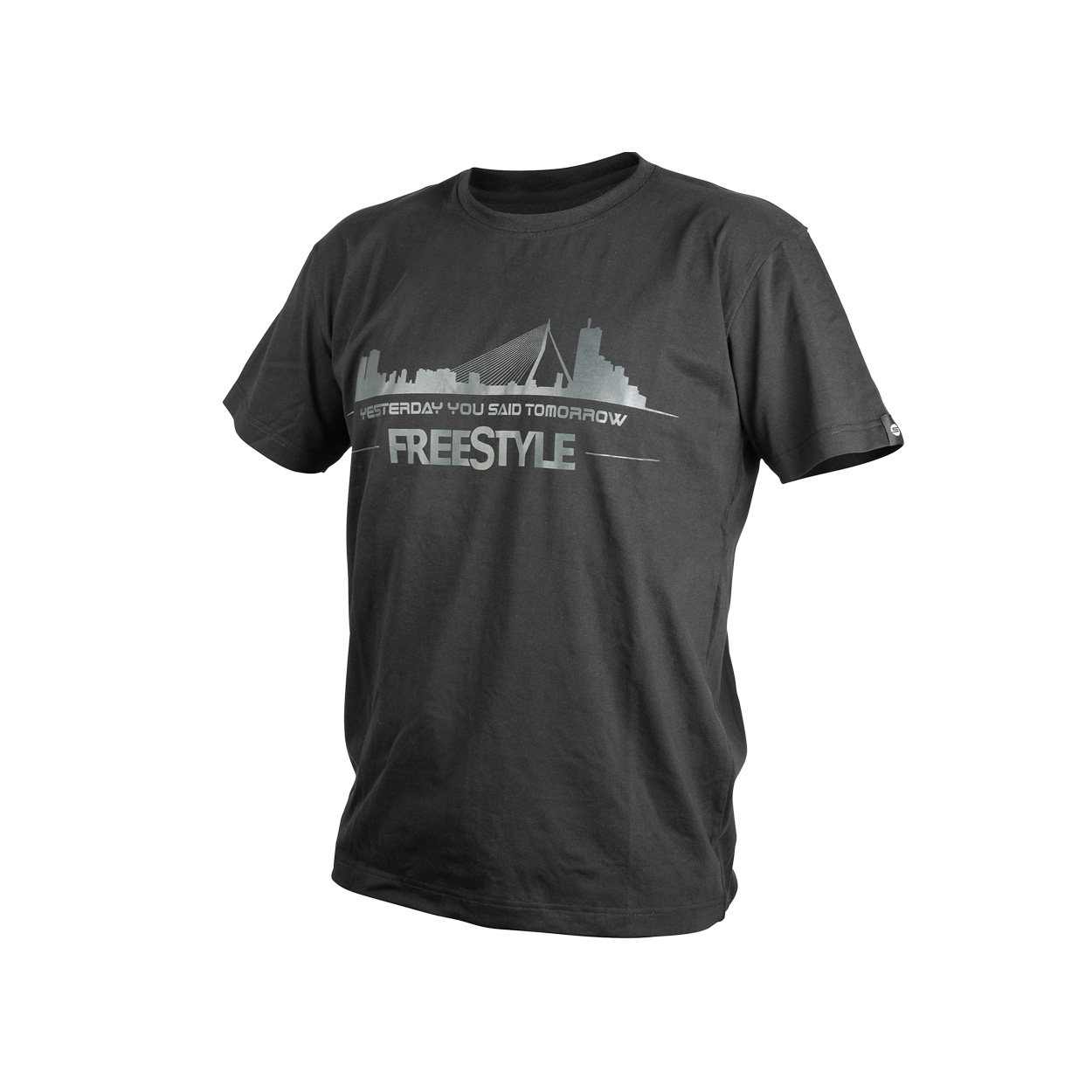 Freestyle - T-Shirt - Black 01