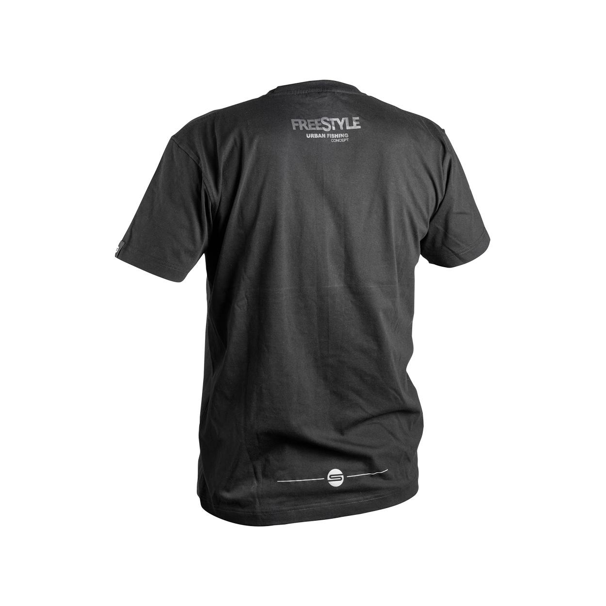 Freestyle - T-Shirt - Black 02