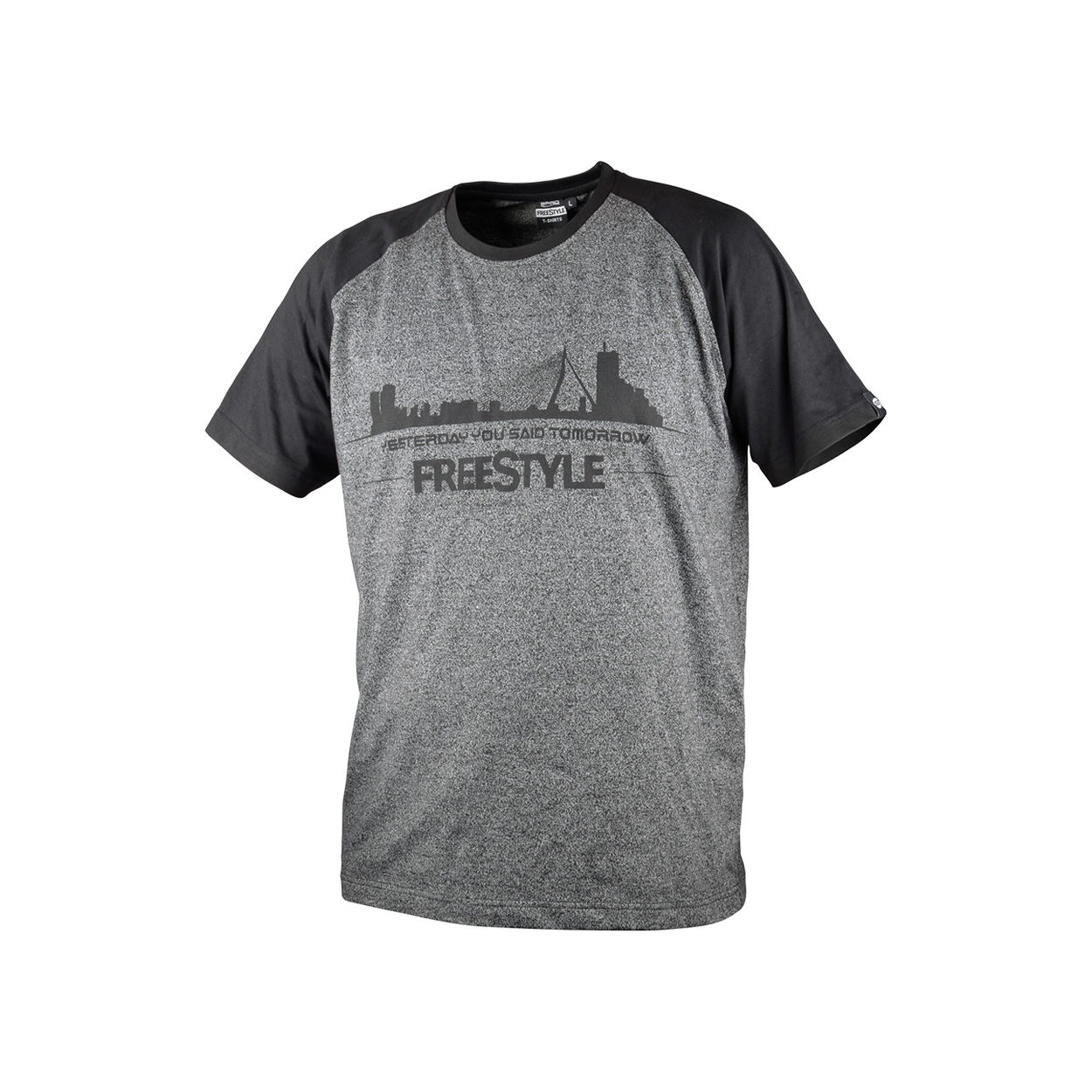 Freestyle - T-Shirt - Grey 01