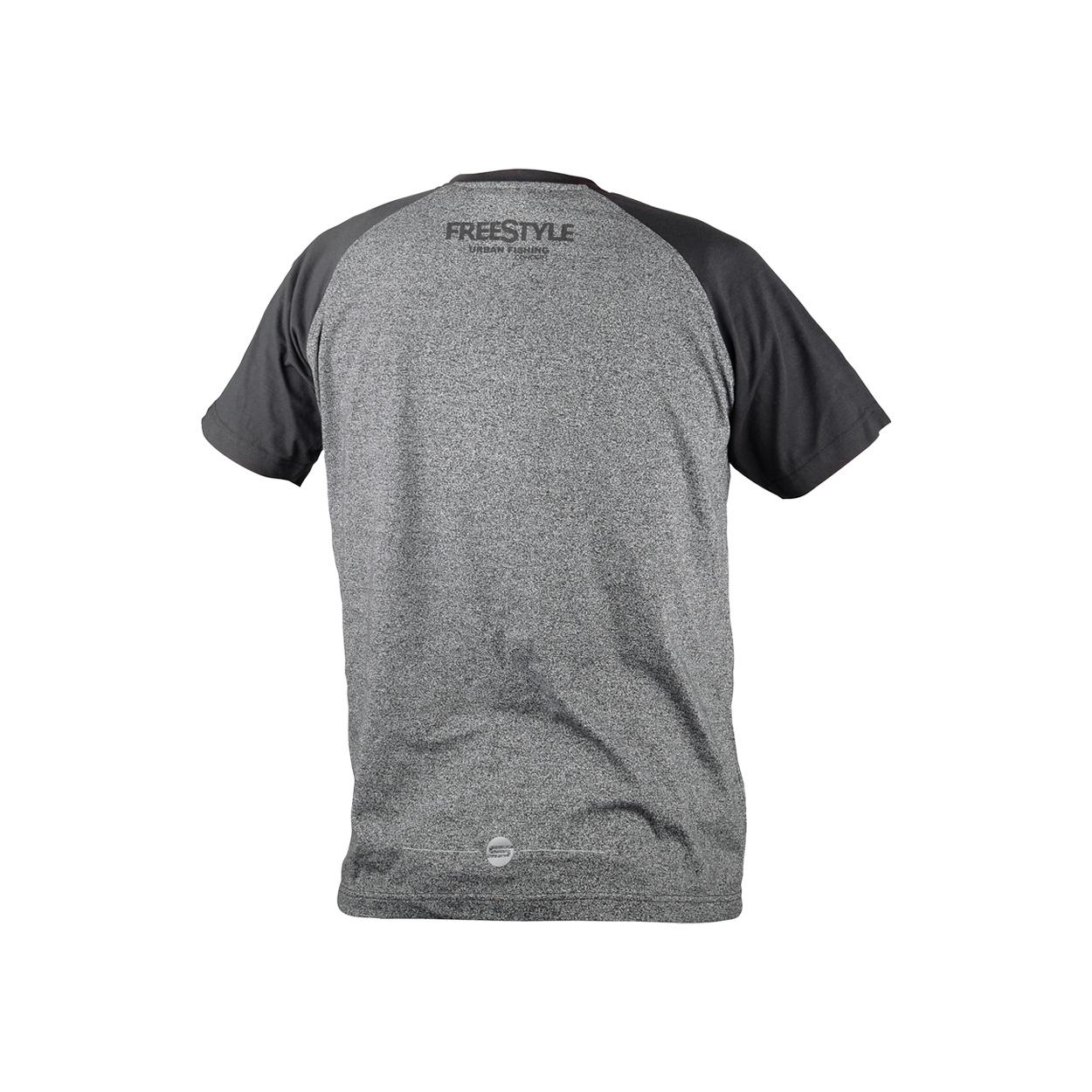 Freestyle - T-Shirt - Grey 02