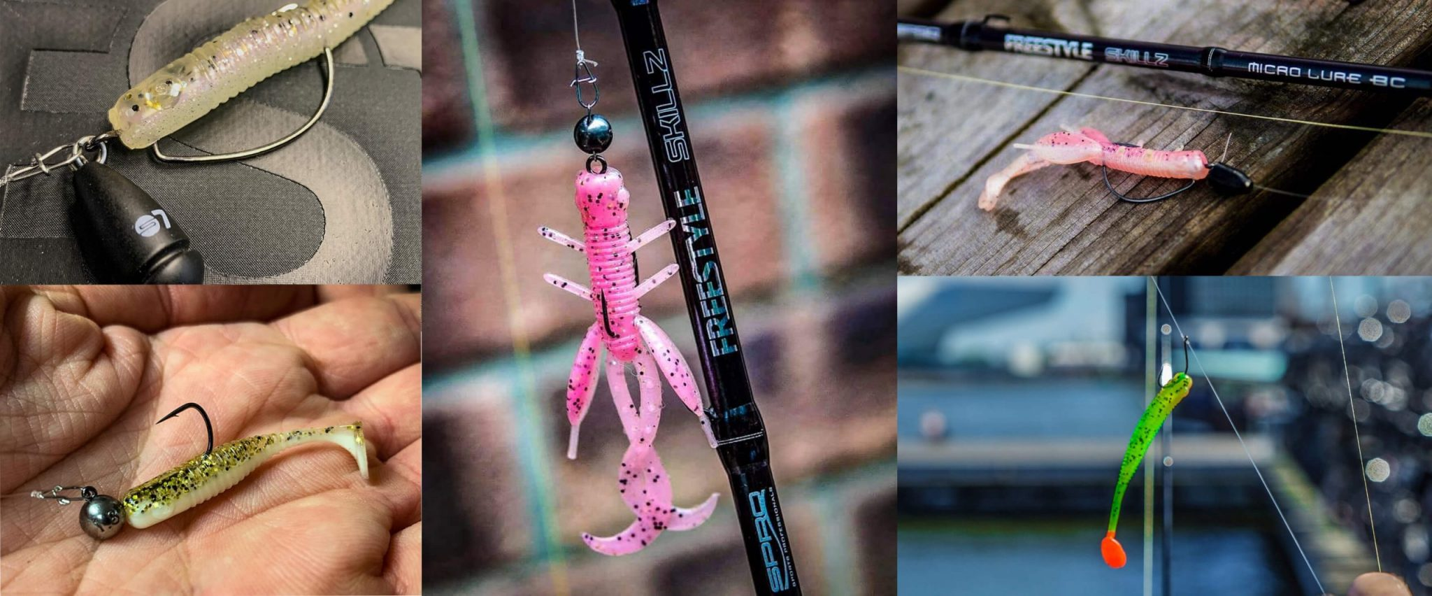 The Versatile Urban Prey Lures - 04