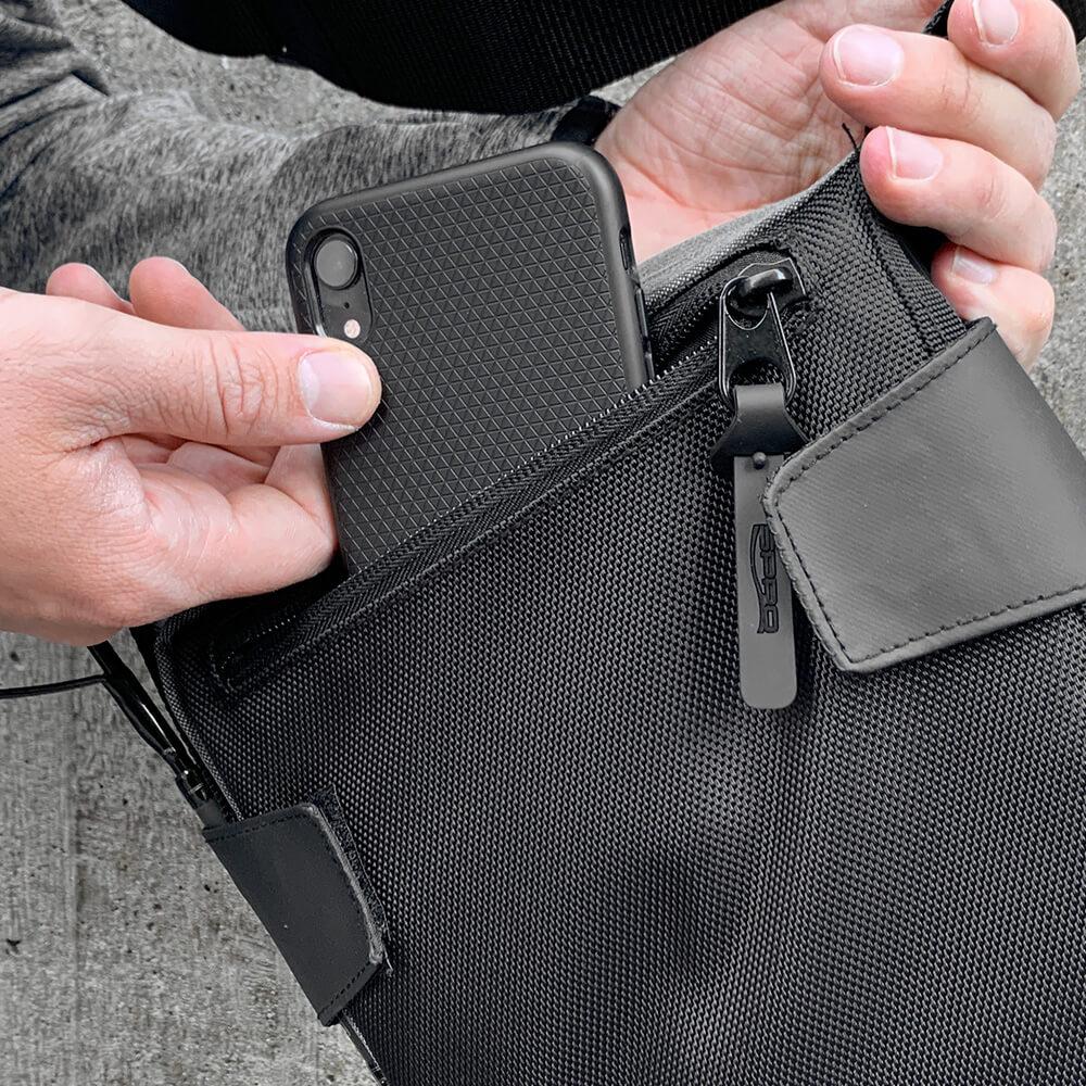 Ultrafree Bag V2 - SPRO Freestyle - Zip Pocket