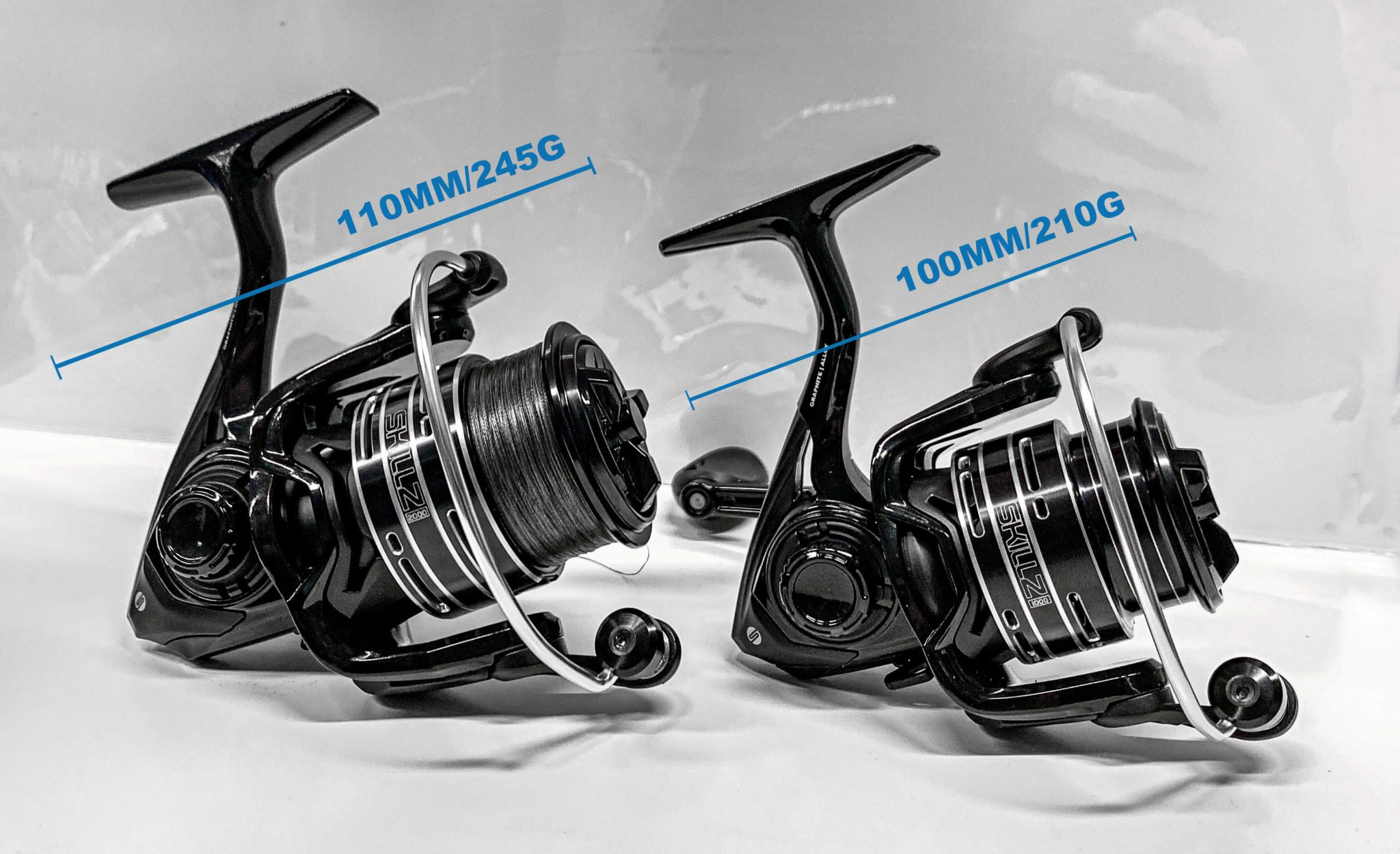 Fishing Reel Comparison - Reel for Urbanity